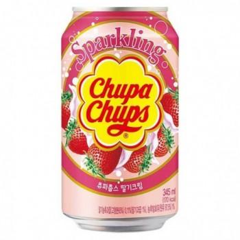 Boisson chupa chups fraise