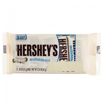 hershey's cookie and cream 63g