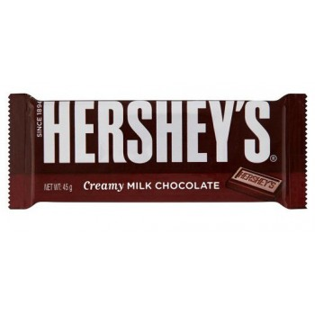 hersheys creamy milk chocolate
