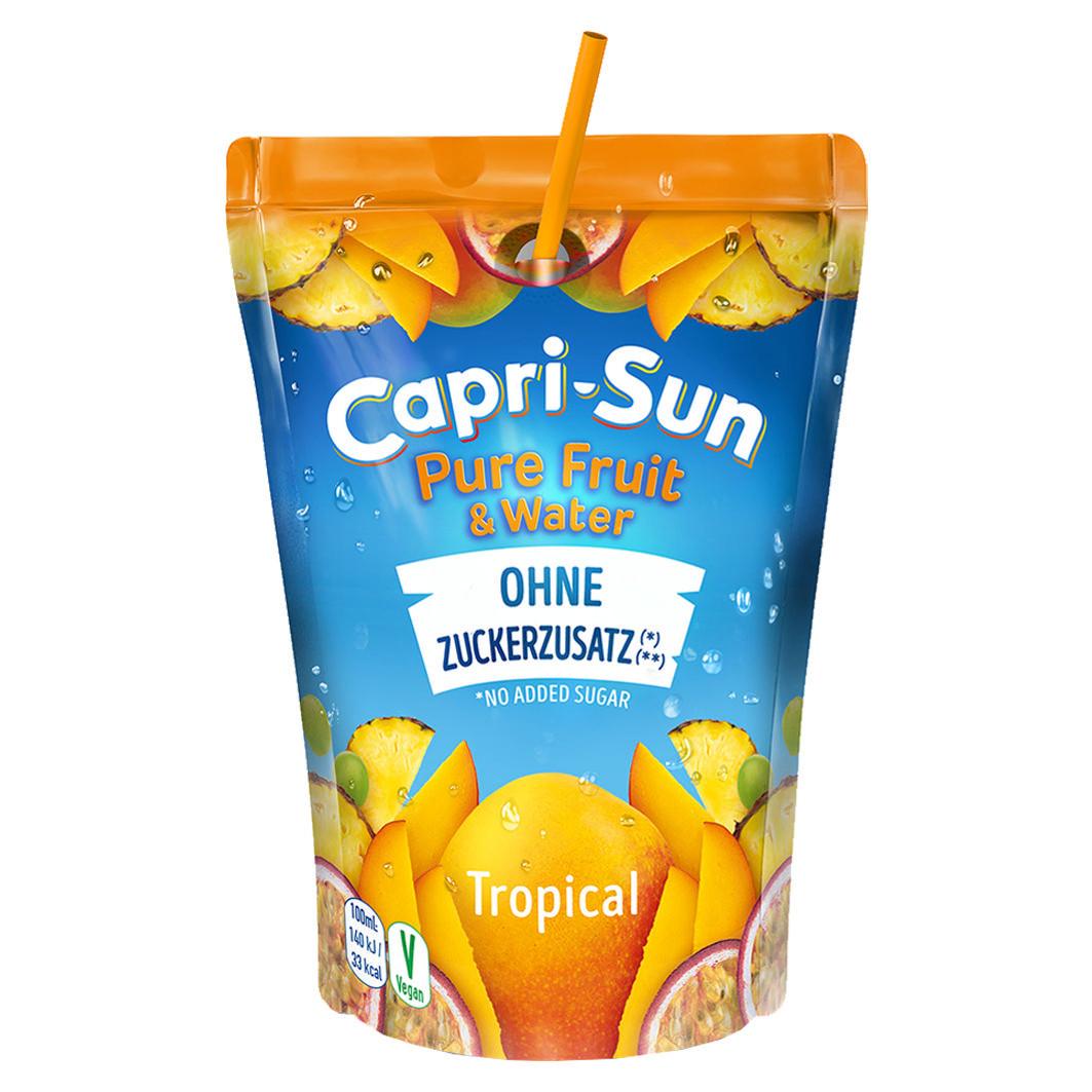 Capri-sun pure fruit x5