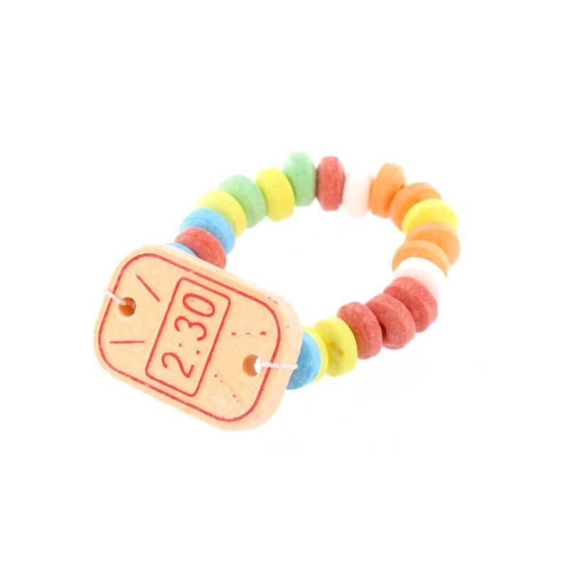 Bracelet montre dextrose x5