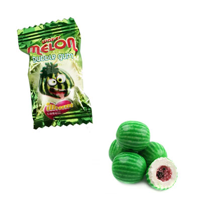 bubblegum pastèque x10